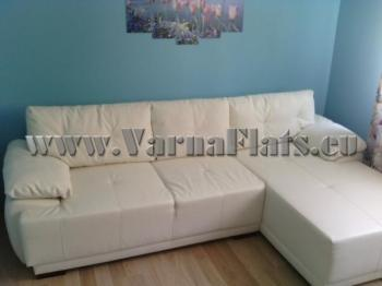 One-bedroom apartment near the center of the city of Varna