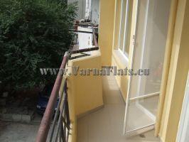 Балкон в апартаментах