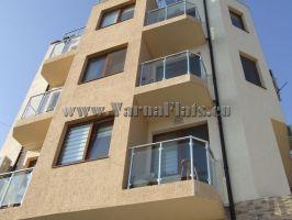 Внешний вид здания где можно снять квартиру в варне или снять квартиру в варне болгария