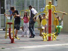 Детские турникеты