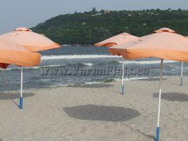 Прибрежная пляжная зона