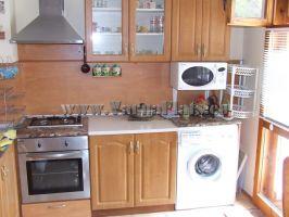 Кухня  квартиры в Варне у моря
