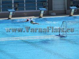 Открытый плавательный бассейн Приморский в Варне